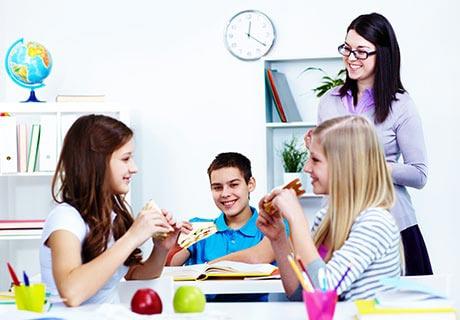 school ordering system in canada